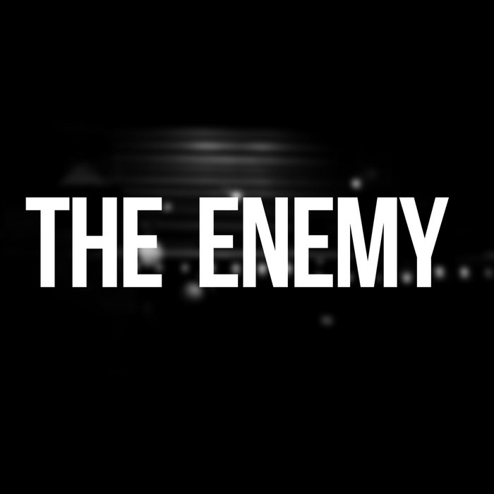 In Love With The Enemy cover art