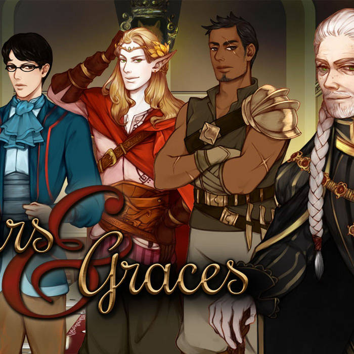 Heirs And Graces OST cover art
