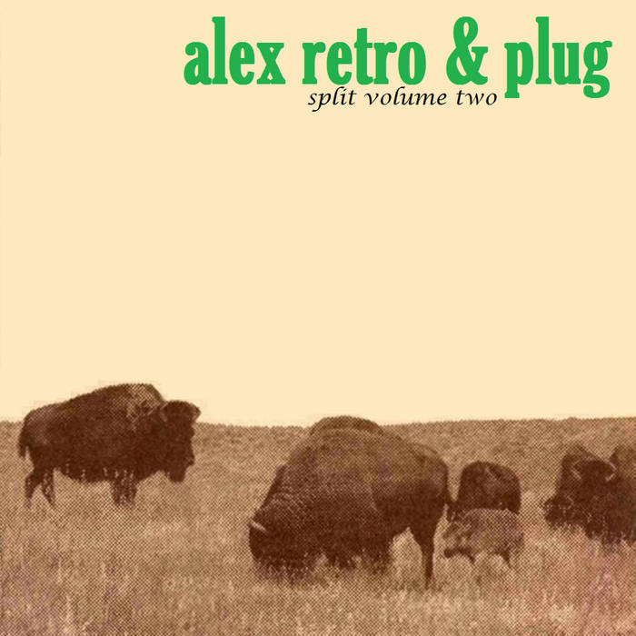 Alex Retro & Plug Vol. 2 cover art