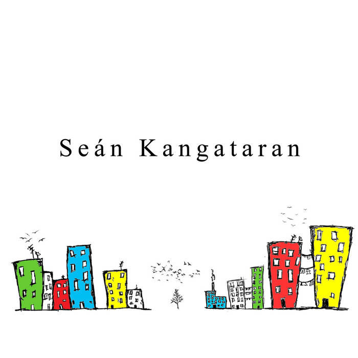 Seán Kangataran cover art