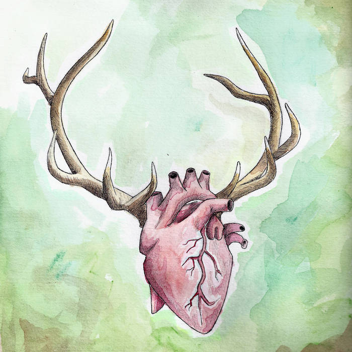 The Dearhearts cover art