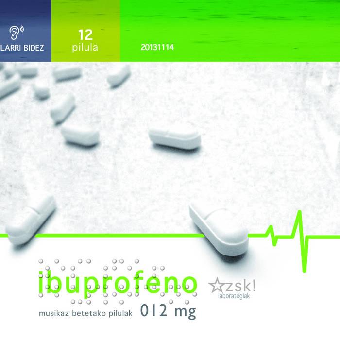 Ibuprofeno cover art
