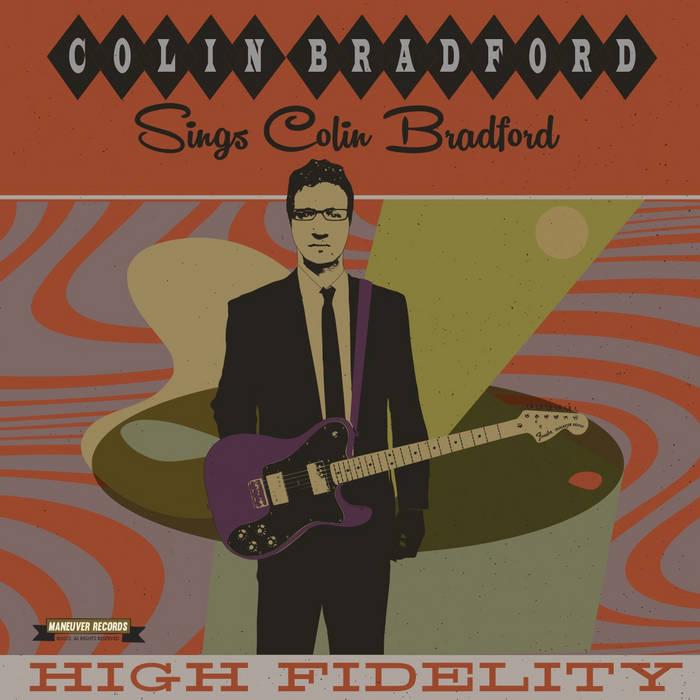 Colin Bradford Sings Colin Bradford cover art