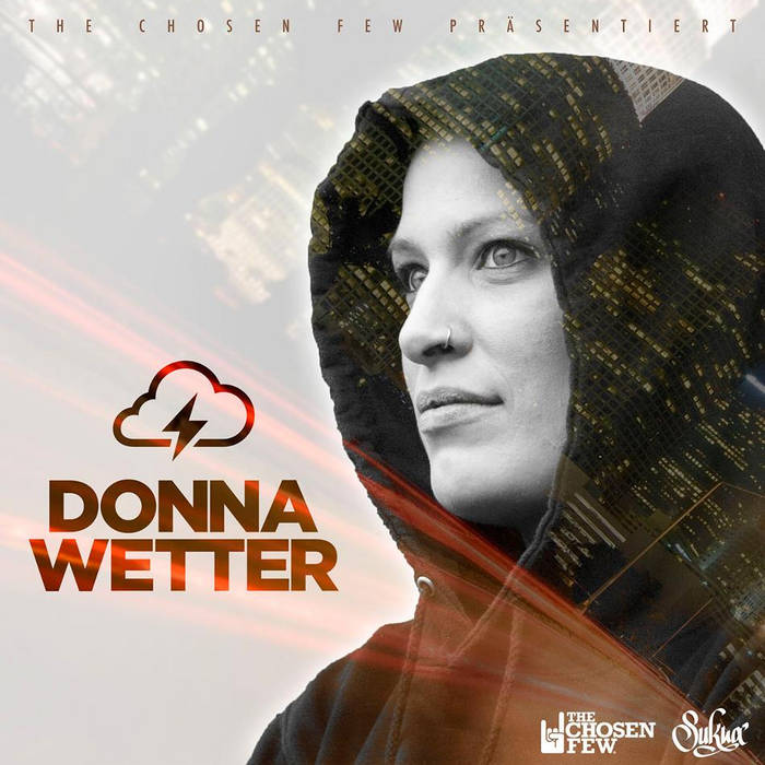 Donna Wetter EP cover art