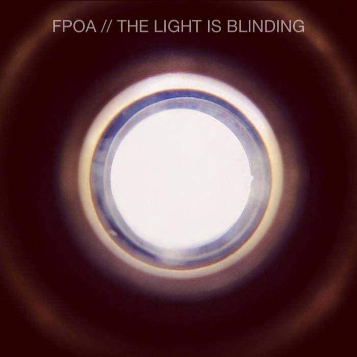 The Light Is Blinding cover art