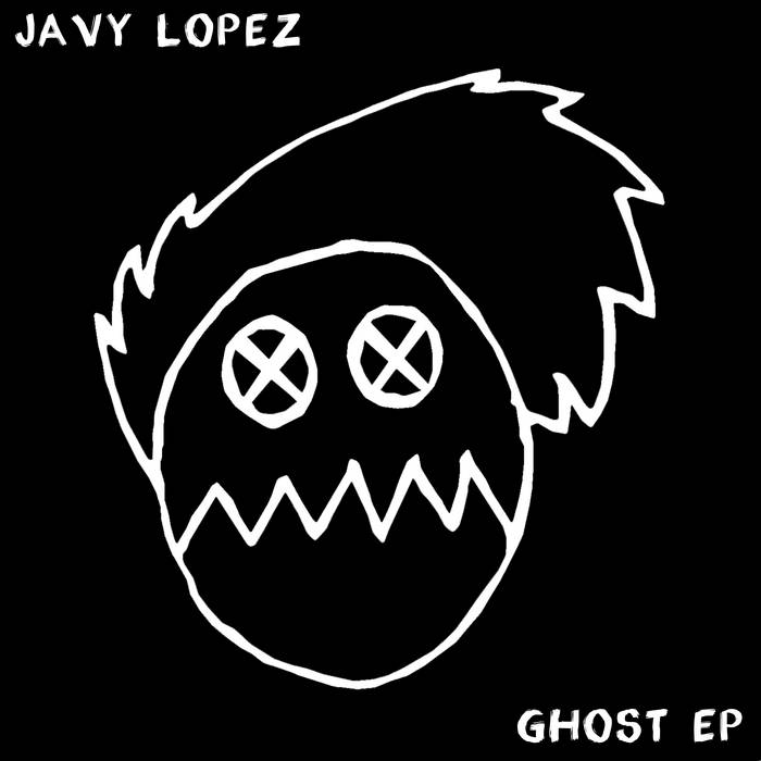 Ghost EP cover art
