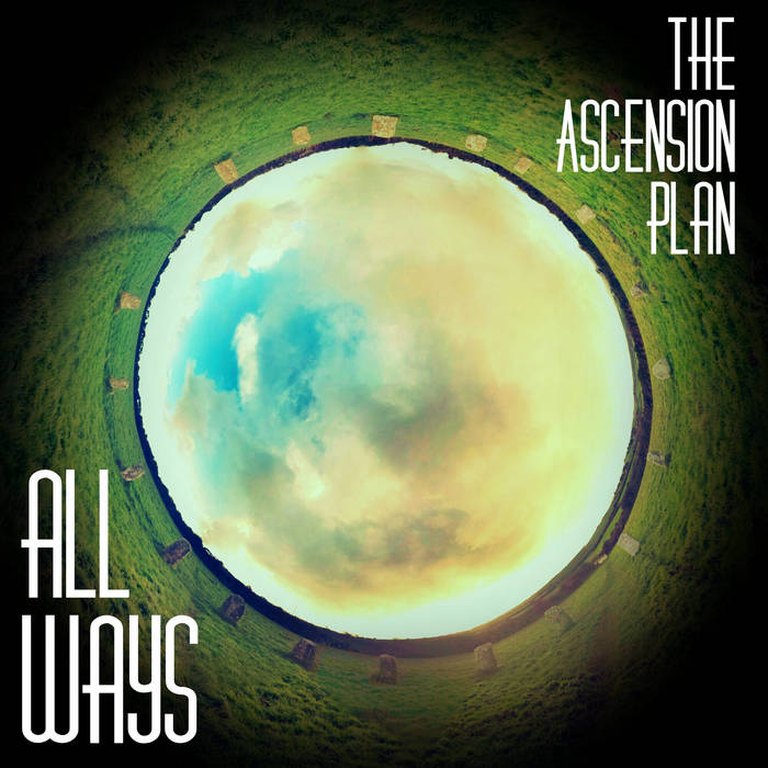All Ways EP cover art