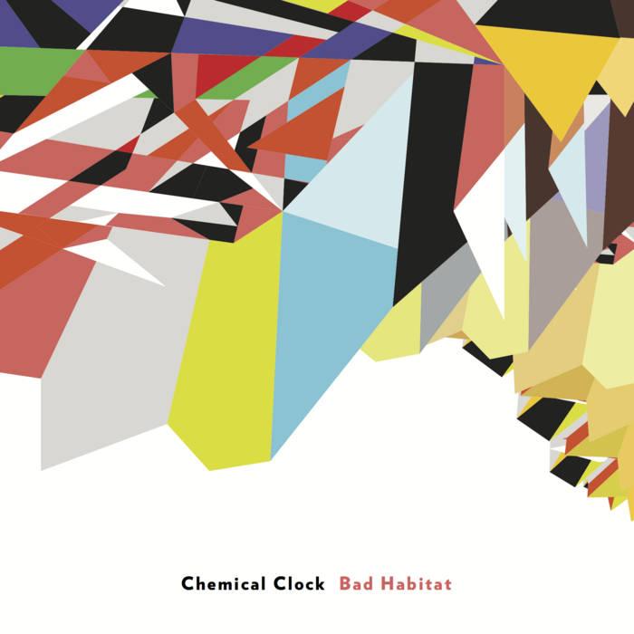 Bad Habitat cover art