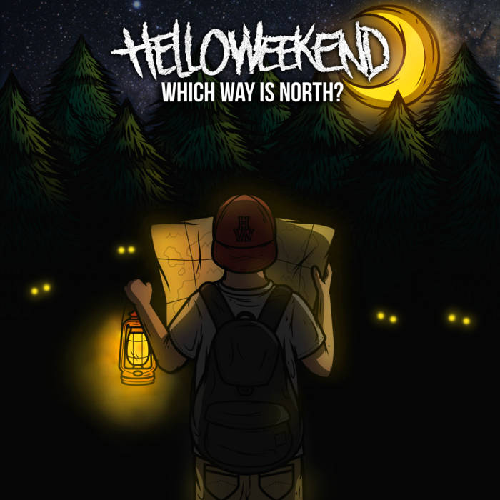 Which Way Is North? cover art