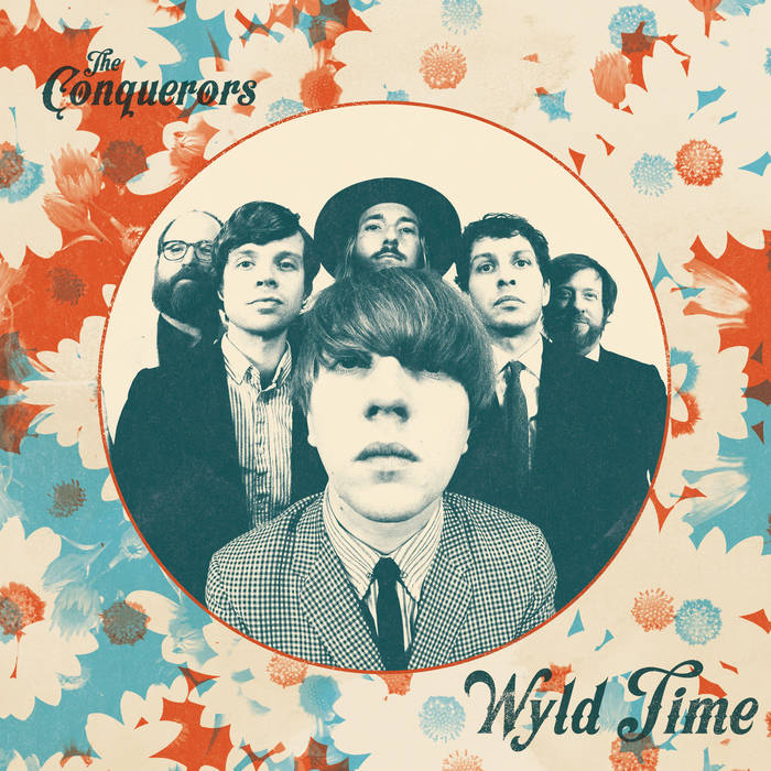 The Conquerors - Wyld Time cover art