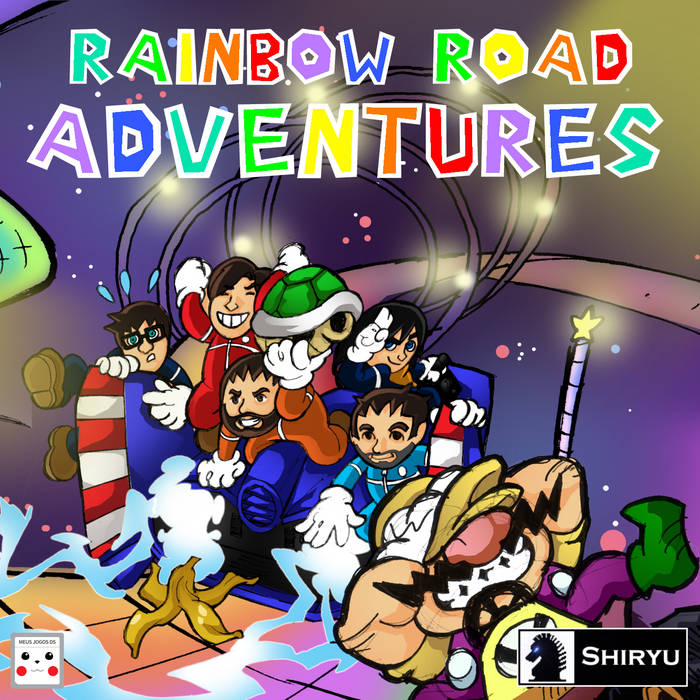 Rainbow Road Adventures cover art