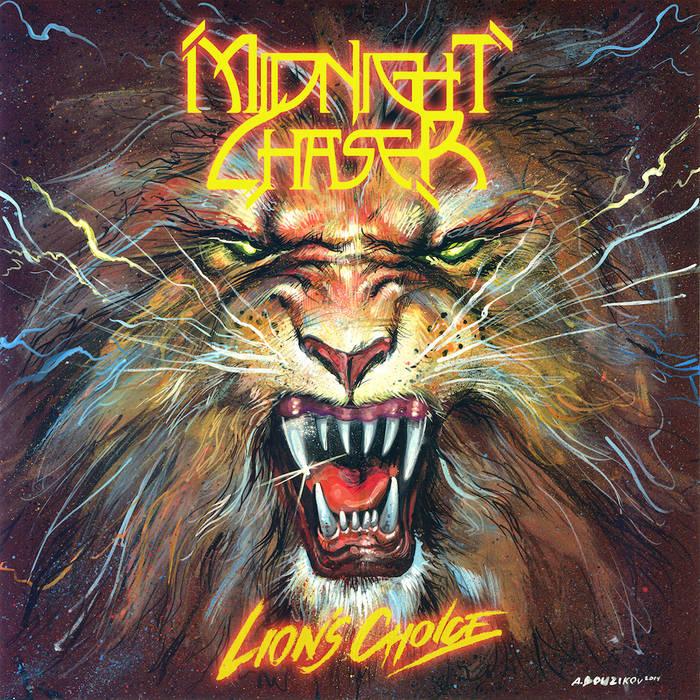 Lion's Choice cover art