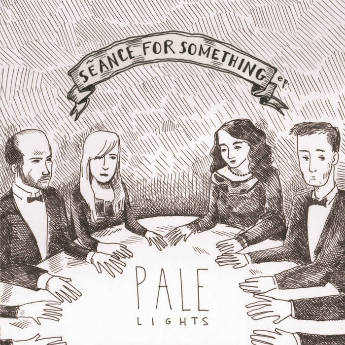 Séance For Something EP cover art