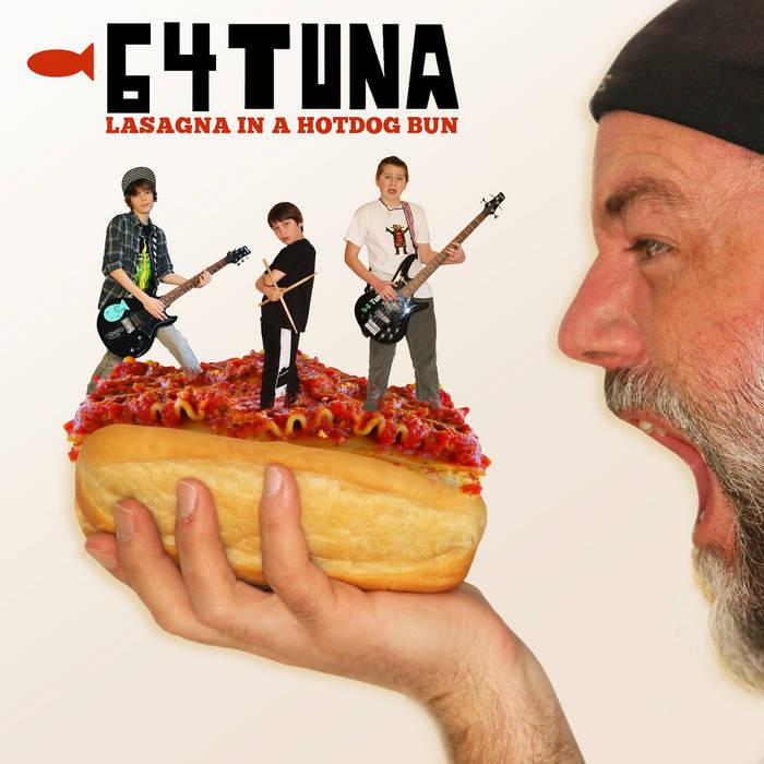 Lasagna in a Hotdog Bun cover art