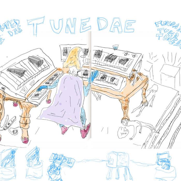 tunedae cover art