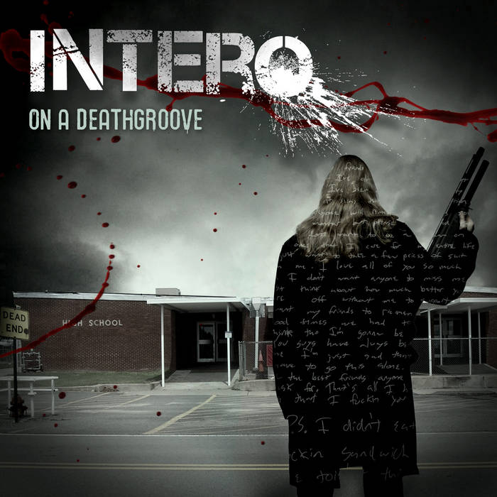 On a deathgroove cover art