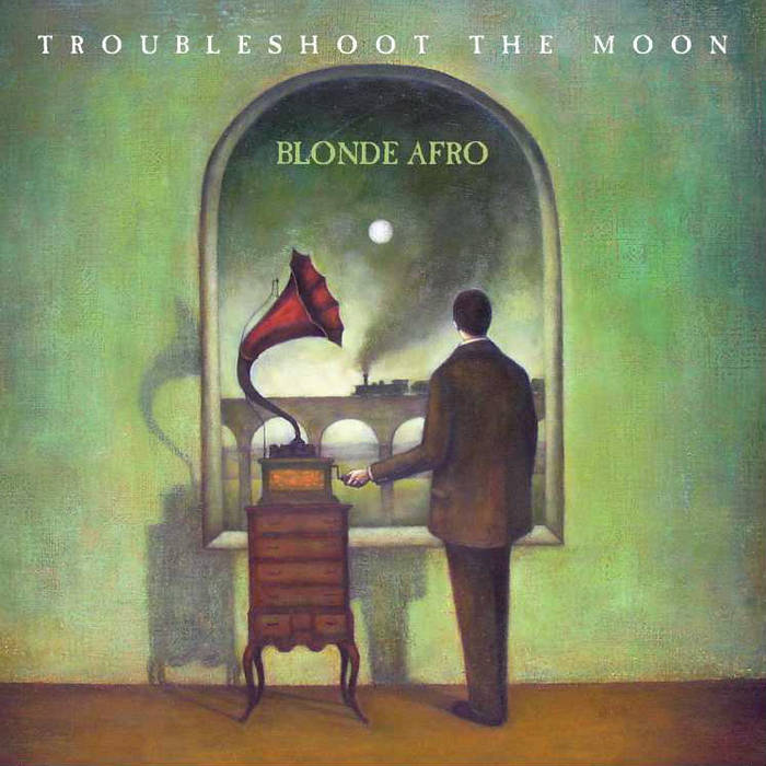 Troubleshoot The Moon cover art