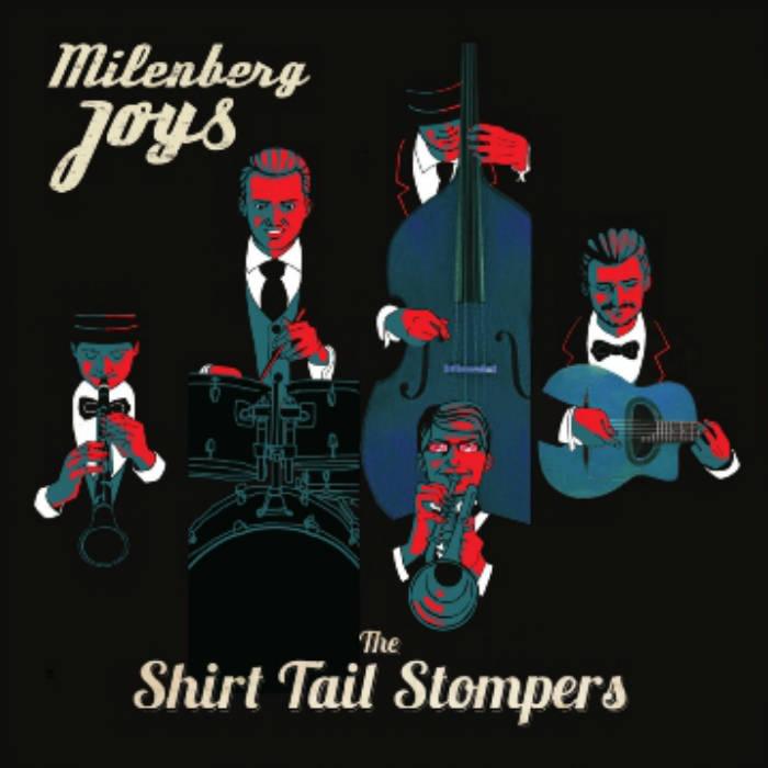 Milenburg Joys cover art