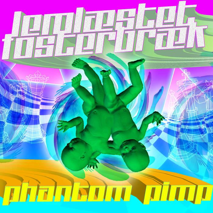 Phantom Pimp (Maxi Single) cover art