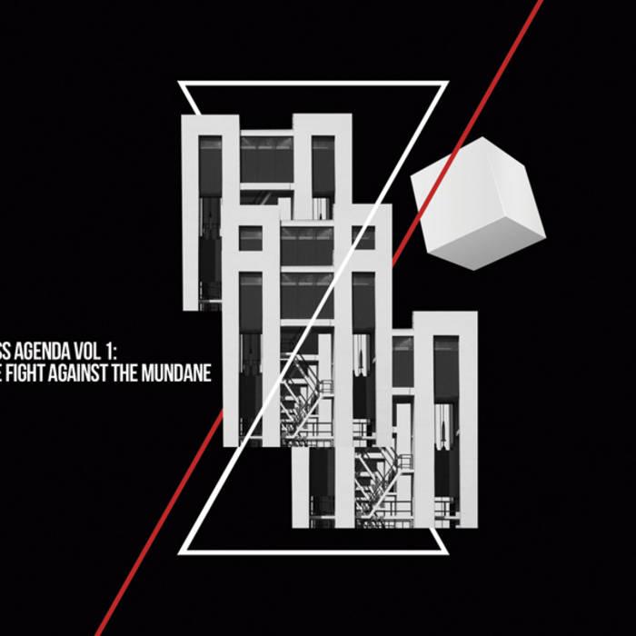 Bass Agenda Vol 1: The Fight Against The Mundane cover art