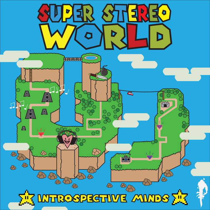 SUPERSTEREOWORLD cover art