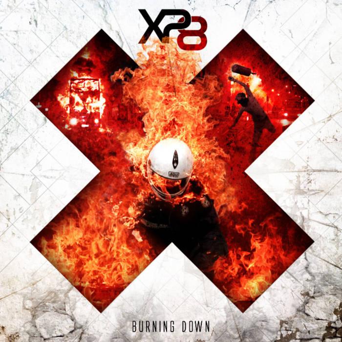 Burning Down cover art