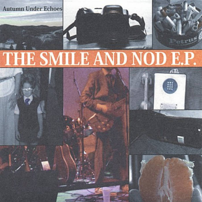 The Smile & Nod EP cover art