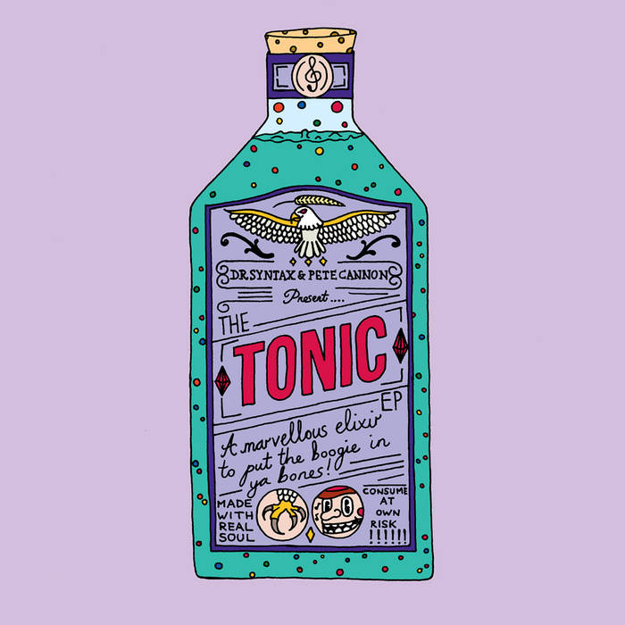 The Tonic EP cover art