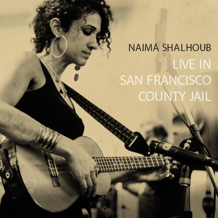 Live in San Francisco County Jail cover art
