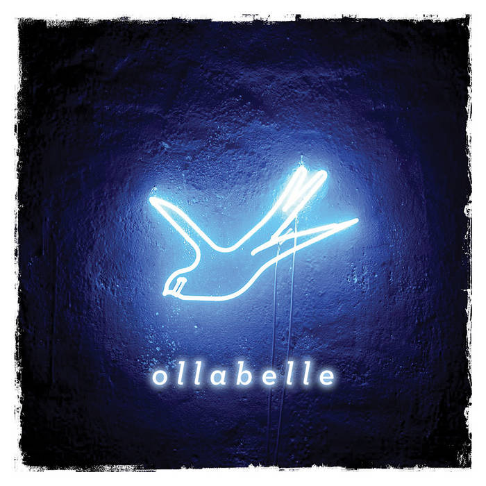 Neon Blue Bird cover art