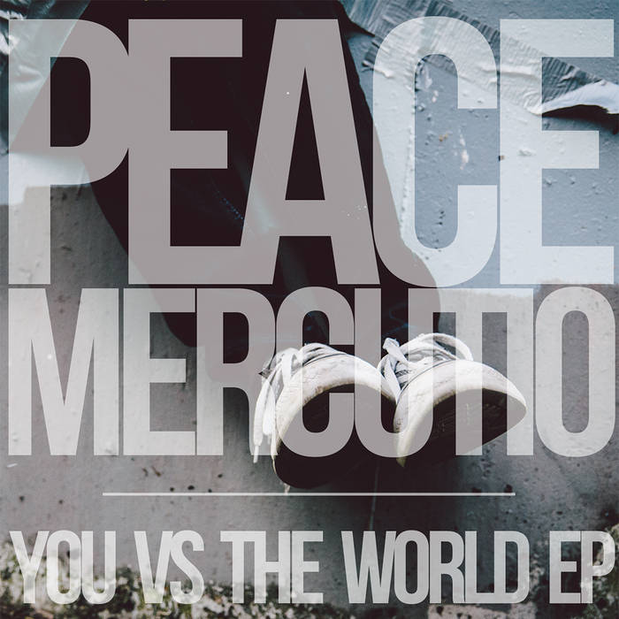 You Vs The World EP cover art