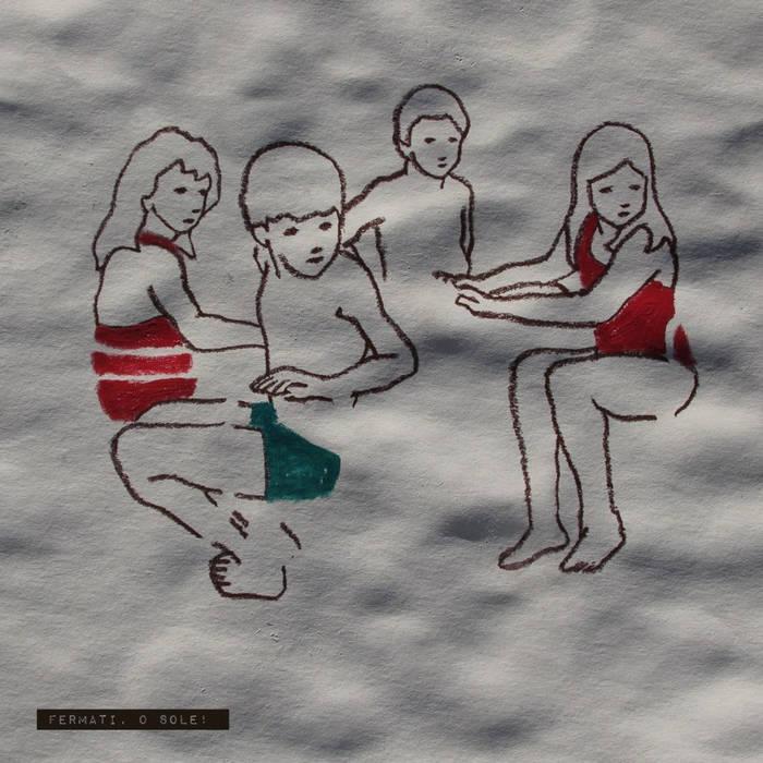 Fermati, O Sole! cover art