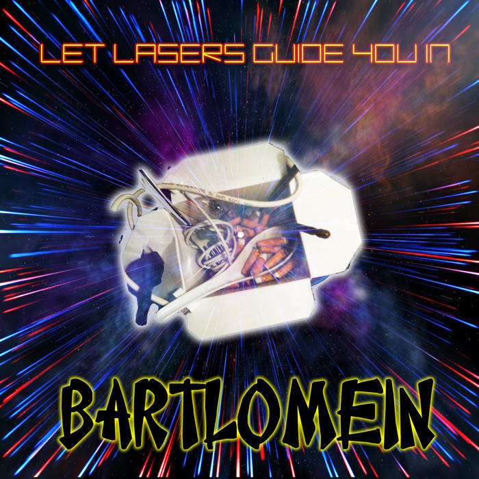 Let Lasers Guide You In cover art