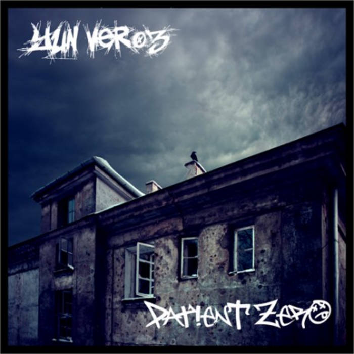 Patient Zero EP cover art