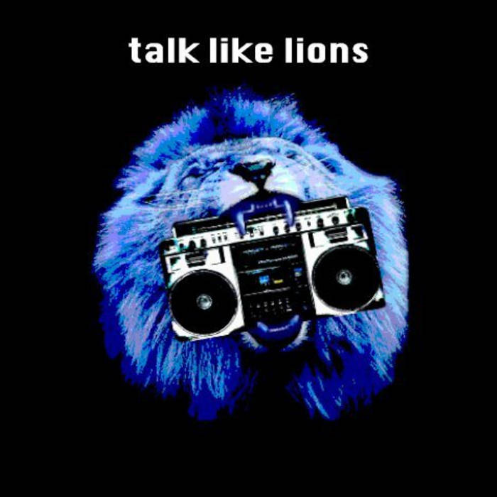 Talk Like Lions Top 10 cover art