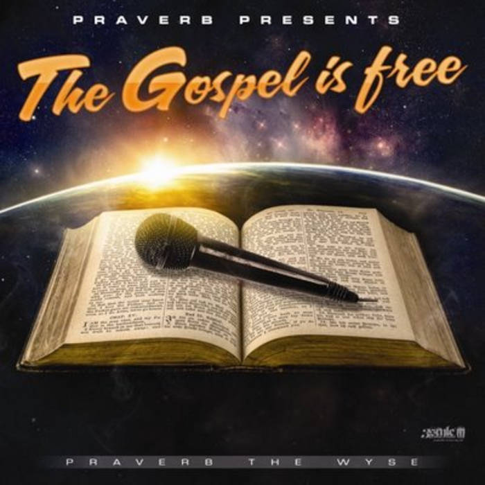The Gospel is FREE cover art