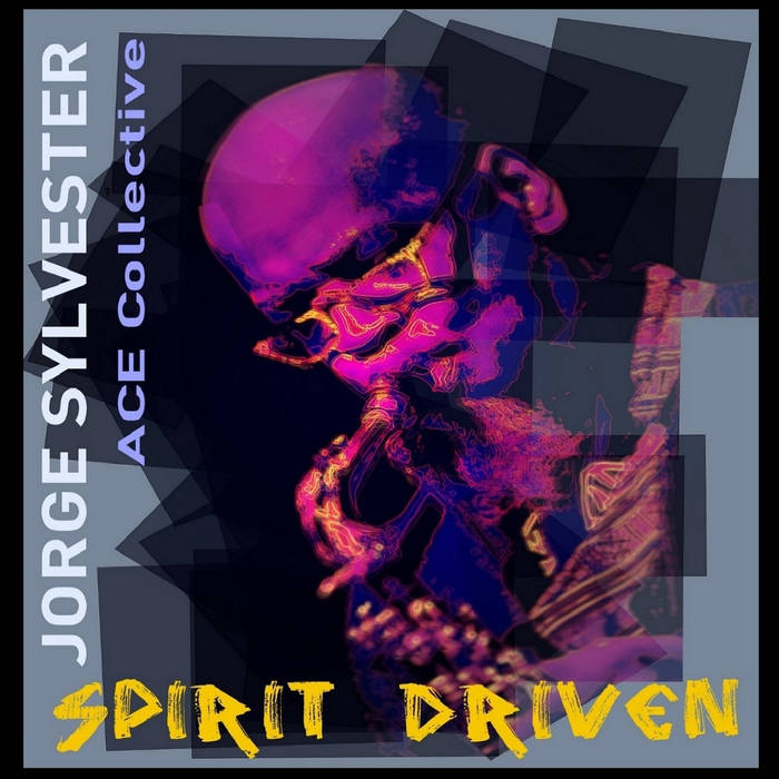 SPIRIT DRIVEN cover art