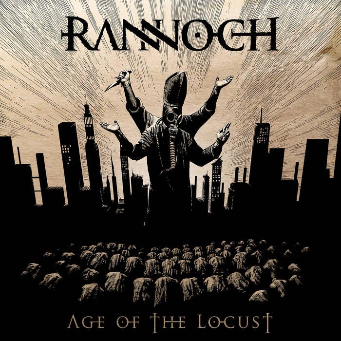 Age of the Locust EP cover art