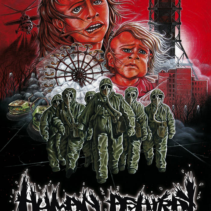 Pripyat cover art