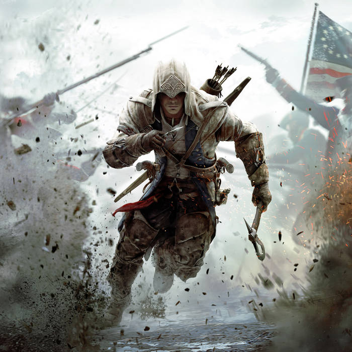 'Fight For Freedom' - Assassins Creed III fanmade (free download) cover art