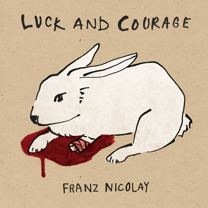 Luck & Courage cover art