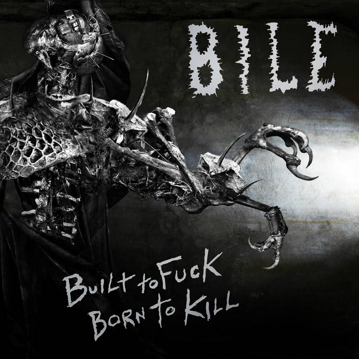 Built To Fuck, Born To Kill cover art