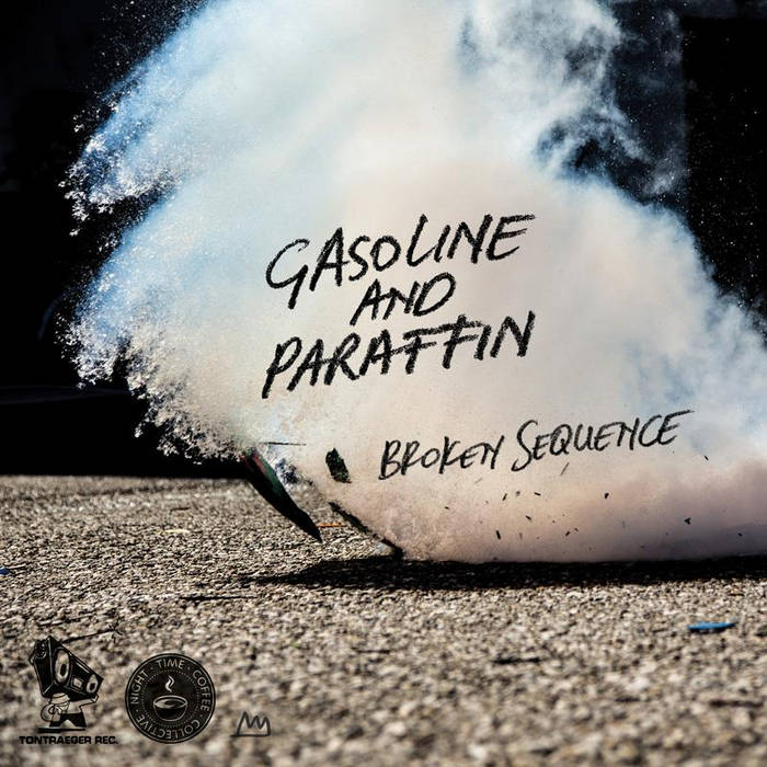 Gasoline and paraffin cover art