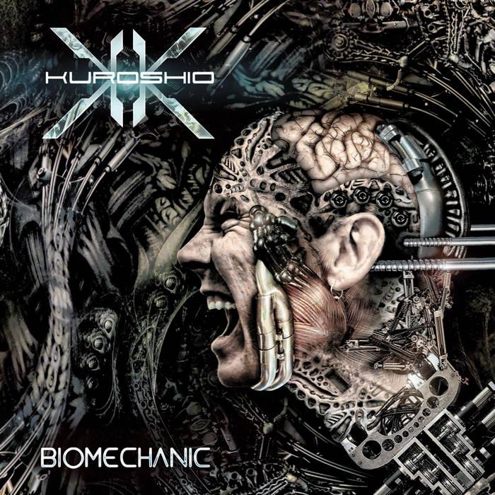 Biomechanic cover art