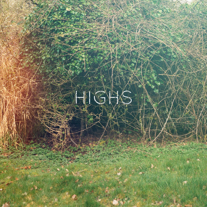 HIGHS EP cover art
