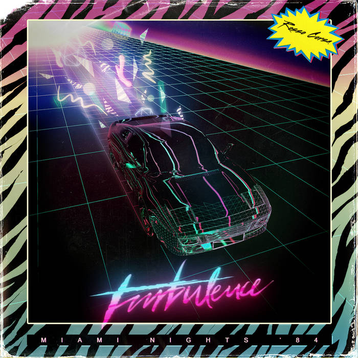 Turbulence cover art