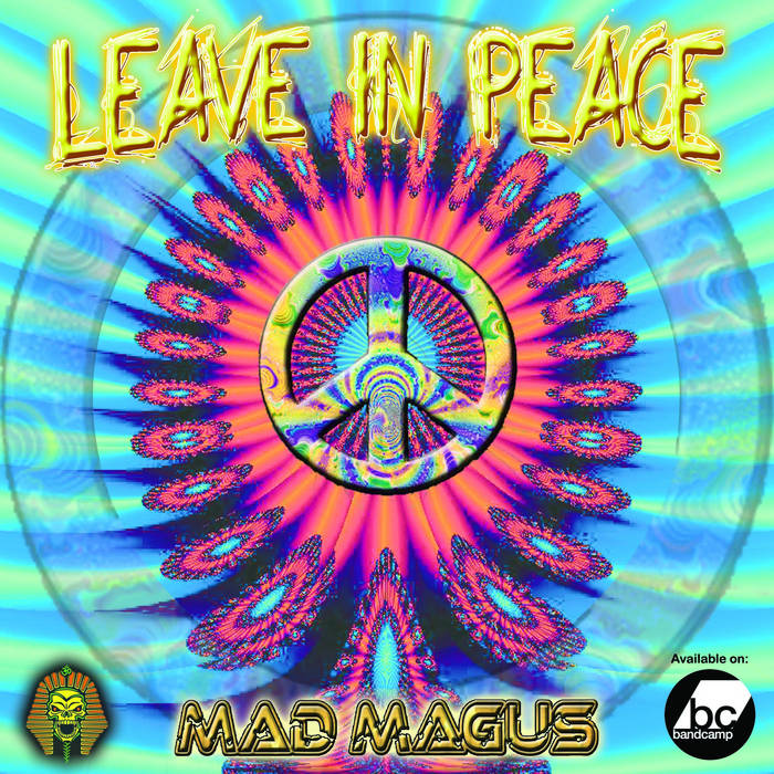Leave in Peace cover art