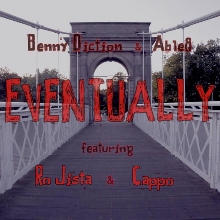 Eventually feat. Ro Jista & Cappo cover art