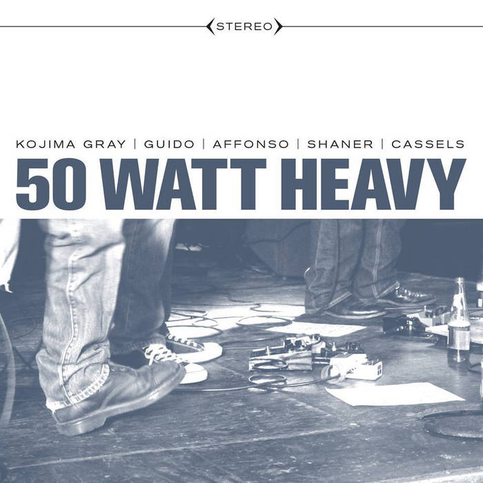 50 Watt Heavy cover art