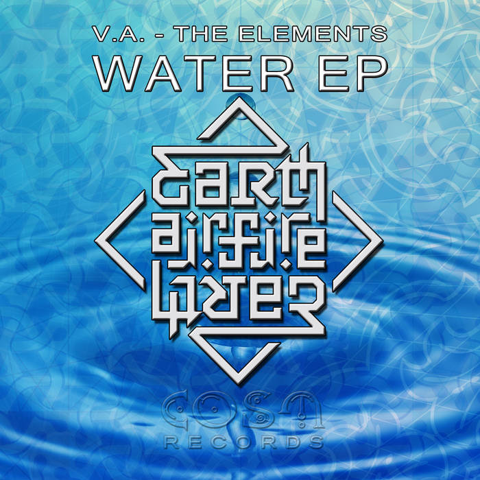 V.A. - The Elements: Water EP cover art